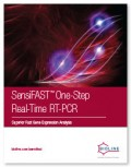 Download the SensiFAST™ One-Step Real-Time PCR Guide