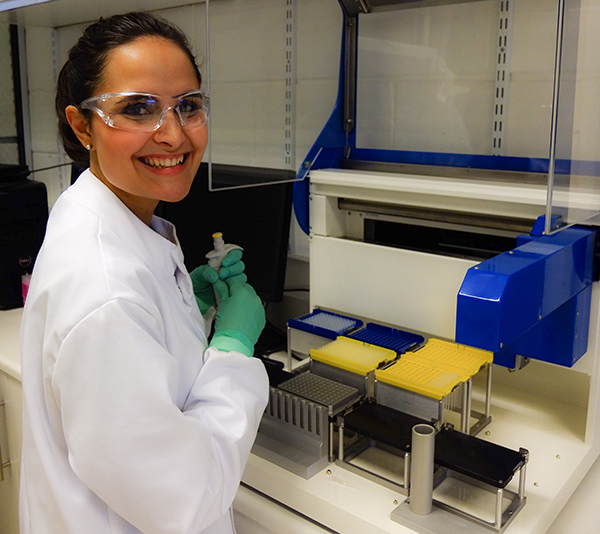 R&D Scientist, Sophia Hunter talks about her time at Bioline